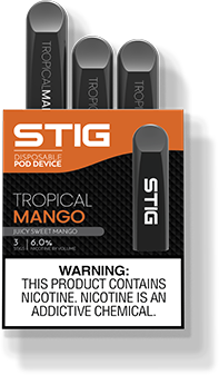 SaltNic Tropical Mango